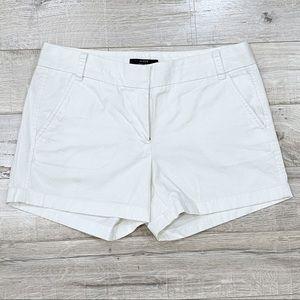 J.Crew Chino White Capsule Minimalist Shorts 8